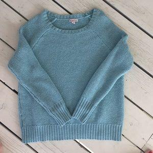Cute green/blue Medina sweater, warm